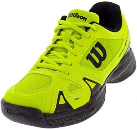 wilson kids tennis shoes